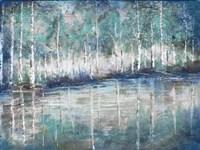 Aspen Pond Fine Art Print
