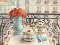 Le Petit Dejeuner Fine Art Print