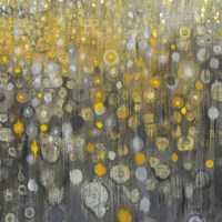 Rain Abstract VI Framed Print