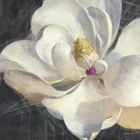Vivid Floral IV Crop Framed Print