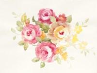 Watercolor Element IV Fine Art Print