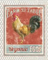 Farm Nostalgia IX Fine Art Print