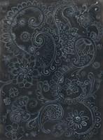 Paisley Swirl Fine Art Print