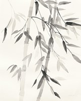 Bamboo Leaves V Fine Art Print