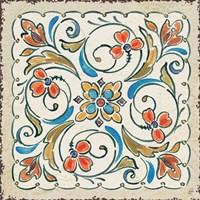 Mediterranean Flair XI Fine Art Print