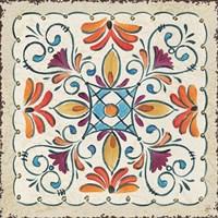 Mediterranean Flair XII Fine Art Print