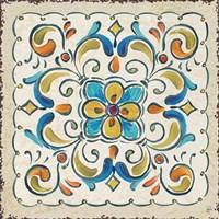 Mediterranean Flair XIV Fine Art Print
