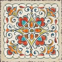Mediterranean Flair XIII Fine Art Print