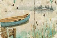 Waterside V Fine Art Print