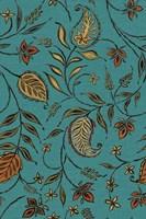 Paisley Trail I Patterns Fine Art Print