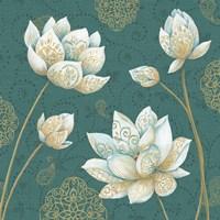 Lotus Dream IVB Fine Art Print