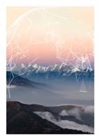 Geo Mountain Fine Art Print