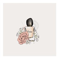Perfume I Framed Print
