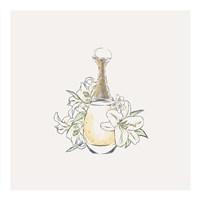 Perfume III Framed Print