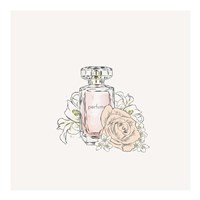 Perfume VII Framed Print