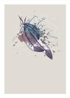 Eagle Feather II Fine Art Print
