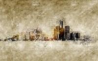 Detroit Fine Art Print