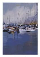Along The Quay Fine Art Print