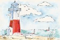 Coastal Life VII Fine Art Print