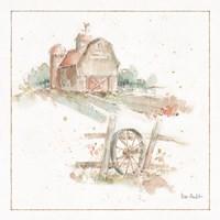 Farm Friends XV Fine Art Print