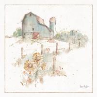 Farm Friends XIV Fine Art Print