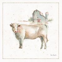 Farm Friends VIII Fine Art Print