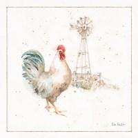 Farm Friends XI Fine Art Print