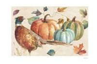 Harvest Moment Master Fine Art Print