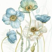 My Greenhouse Flowers VI Crop Fine Art Print