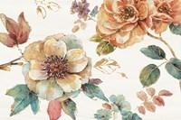 Spiced Nature I Soft White Fine Art Print