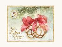 12 Days of Christmas V Fine Art Print