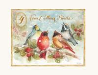 12 Days of Christmas IV Framed Print