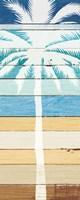 Beachscape Palms IV Fine Art Print