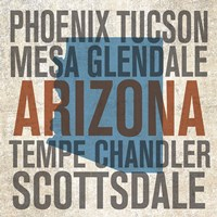 Arizona Chandler Fine Art Print