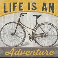 Life is an Adventure Fine Art Print