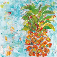 Pineapple Bright Fine Art Print