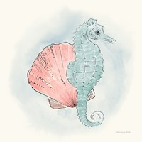 Sea Life III Fine Art Print