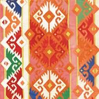 Southwest Pattern II Bright Fine Art Print