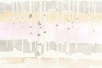 Springlake Aspens Neutral Crop Fine Art Print