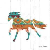 Southwestern Vibes IV Fine Art Print