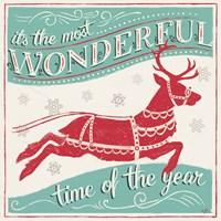 Merry Little Christmas IV Fine Art Print