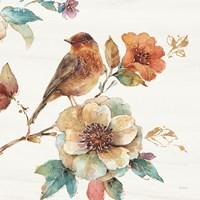 Spiced Nature II Soft White Fine Art Print