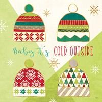 Winter Wishes III Fine Art Print
