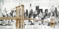 New York Skyline I Fine Art Print