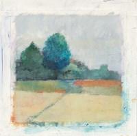 Path through the Field Fine Art Print