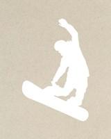 Snowboard On Part III Fine Art Print