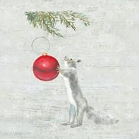 Christmas Critters IV Fine Art Print
