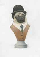 Canine Couture III Fine Art Print