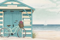 Beach Cruiser I Fine Art Print