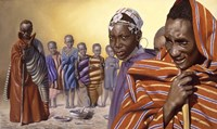 Africa Ten Fine Art Print
